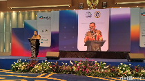 Buka Digifish 2019, Menteri Edhy Ingatkan Regulasi Jangan Jadi Alat Pemerasan