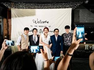 Mempelai Wanita Undang 3 Mantan ke Pernikahan, Ekspresi Suami Jadi Sorotan