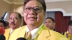 Diminta Pengurus DPD Jadi Capres 2024, Airlangga: Akan Dibahas di Munas