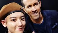 Ryan Reynolds Bicara Kesehatan Mental dan Insomnia Seumur Hidup