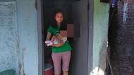 Viral, Wanita di Surabaya Ditinggal Suami Karena Anaknya Lahir Cacat