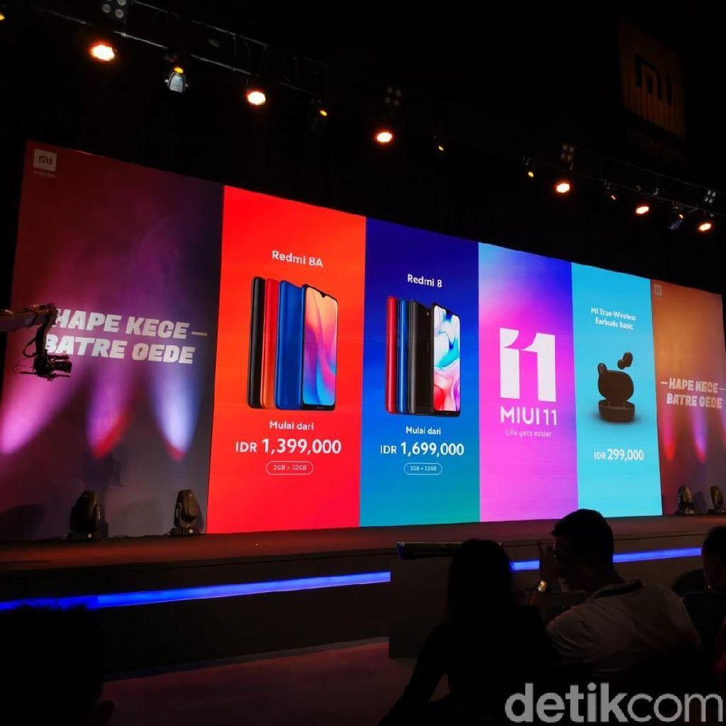 Xiaomi Rilis Redmi 8 dan Redmi 8A, Harganya?