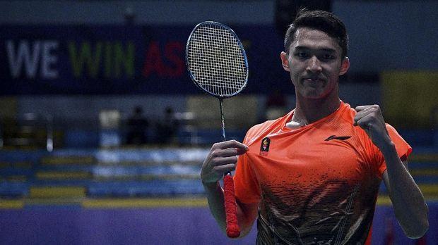 Jonatan Christie langsung berlaga di BWF World Tour Finals usai memperkuat Indonesia di SEA Games.