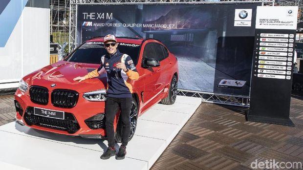 7 Mobil Gratisan Marc Marquez