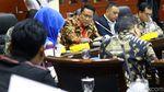 Menkum HAM-Baleg DPR Bahas Prolegnas 2020-2024