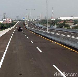 Jokowi Buka Tol Jakarta-Cikampek Layang Besok