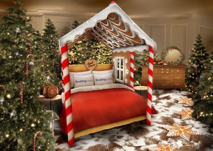 Banyak orang membayangkan rumahnya dipenuhi dekorasi penuh permen dan makanan manis. Warna-warni permen seolah membuat imajinasi yang sangat menarik dan merasa sedang ada di dunia fantasi.Foto: istimewa