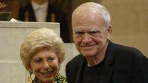 Penulis Milan Kundera Kembali Jadi Warga Negara Republik Ceko