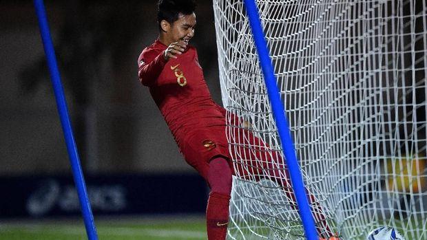 Indonesia saat ini memiliki selisih gol +11.