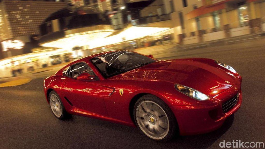 Dirazia, Perusahaan Pemilik Ferrari Janji Lunasi Pajak Rp 129 Juta