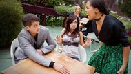 Menegangkan! 5 Kisah Kepergok Selingkuh di Restoran dan Kafe