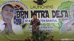 Pertama di RI, BPN Mitra Desa Diluncurkan di Bantul