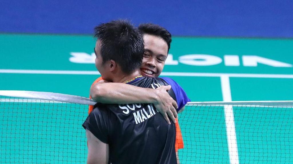 Menang Cara Berpikir, Anthony Bawa Indonesia Ungguli Malaysia 2-1