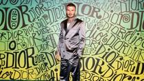 Foto: Adu Gaya Selebriti di Show Pertama Dior Men di AS