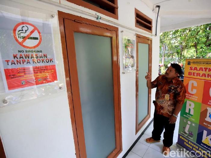Klinik Berhenti Merokok di Puskesmas Ketabang (Foto: Istimewa)