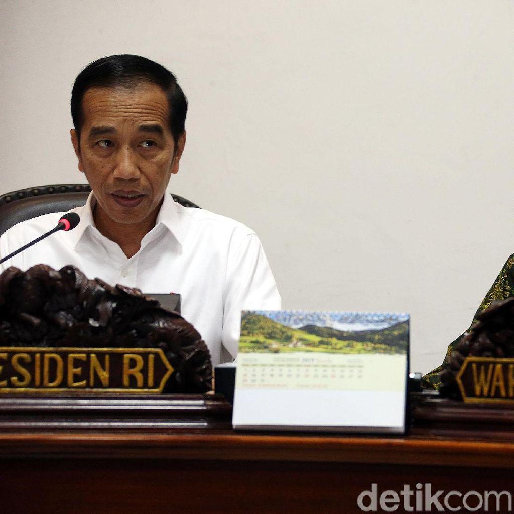 Senin, Jokowi Panggil Kapolri Paparkan Pengungkapan Kasus Novel Baswedan