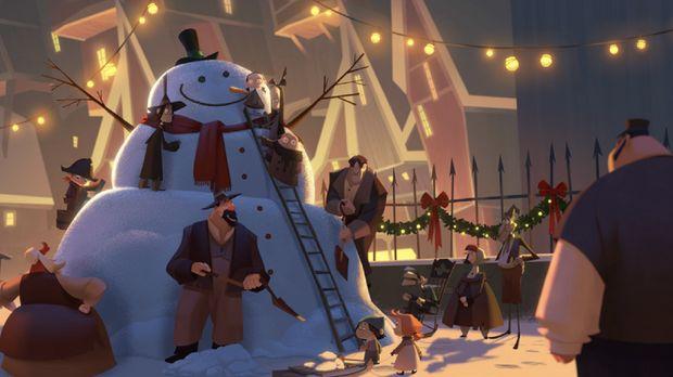 Daftar Lengkap Nominasi Penghargaan Animasi, Annie Awards