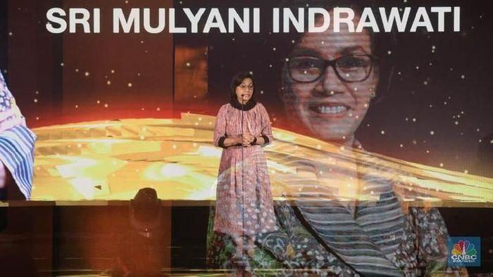 Menteri Keuangan Sri Mulyani Indrawati/Foto: Dok.CNBC Indonesia/Andrean Kristianto