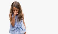 Obat batuk anak.