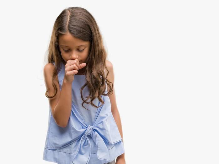 5 Ciri-ciri Batuk Alergi pada Anak/Foto: istock