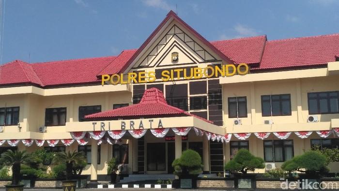 Polres Situbondo (Foto: Ghazali Dasuqi)