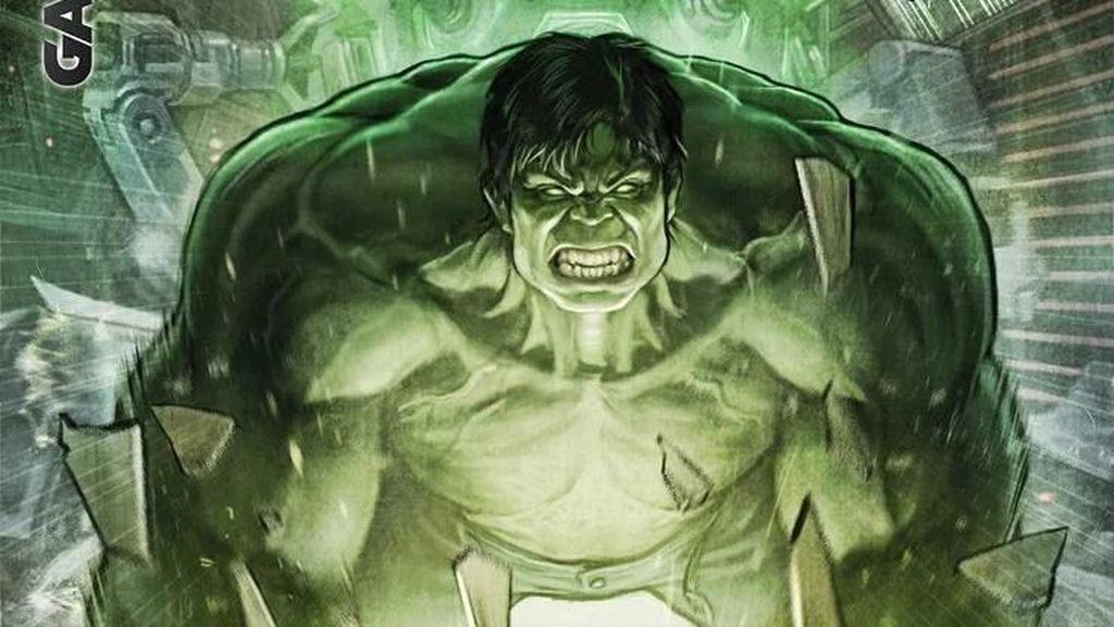 Giliran Hulk Jadi Prekuel Komik Marvel Avengers