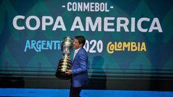 Hasil Undian Copa America 2020: Argentina Segrup dengan Chile