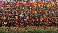 Rekor MURI 2.000 Talempong di Minangkabau