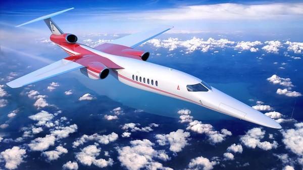 Di luar penerbangan komersial AS2 pertama pada 2026, Aerion akan melakukan beberapa rencana. Sebuah pesawat AS3 sedang dalam pengerjaan dengan rencana di masa depan akan ada pesawat supersonik hibrida-listrik hingga diganti yang sepenuhnya listrik dan dinamai ASX (Foto: Aerion/CNN)