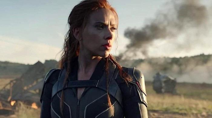 Screenshoot film Black Widow.