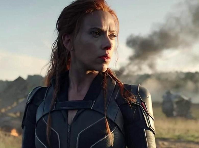 Scarlett Johansson di Black Widow. Foto: Dok. Disney