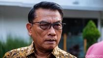 Moeldoko Sanggah Anggapan Kebebasan Berekspresi di Era Jokowi Buruk