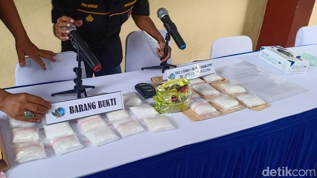 Polisi Tembak Mati Pengedar 20 Kg Sabu Jaringan Palembang-Jakarta