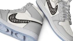 Dijual Rp 30 Juta, Sneakers Jordan x Dior Jadi Incaran 5 Juta Orang