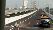 Menengok Kesiapan Tol Jakarta-Cikampek Layang Jelang Nataru