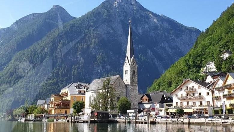Desa cantik di Austria