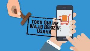 Toko Online Wajib Berizin Usaha