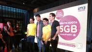 Indosat Ooredoo Luncurkan Paket Khusus Snapchat Gratis!