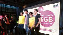 Ada Paket Snapdata, Indosat Target 1 Juta Pengguna Baru