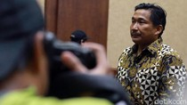 KPK Eksekusi Bowo Sidik Pangarso ke Lapas Tangerang