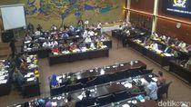 Menkum HAM Rapat Bersama Baleg DPR Bahas Prolegnas 2020-2024