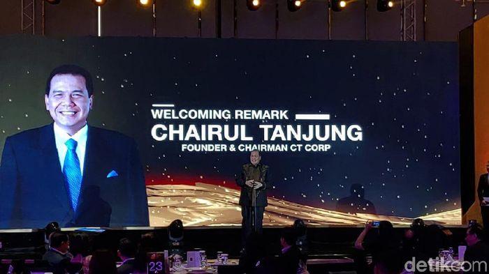 Foto: Chairul Tanjung (Eduardo Simorangkir/detikFinance)