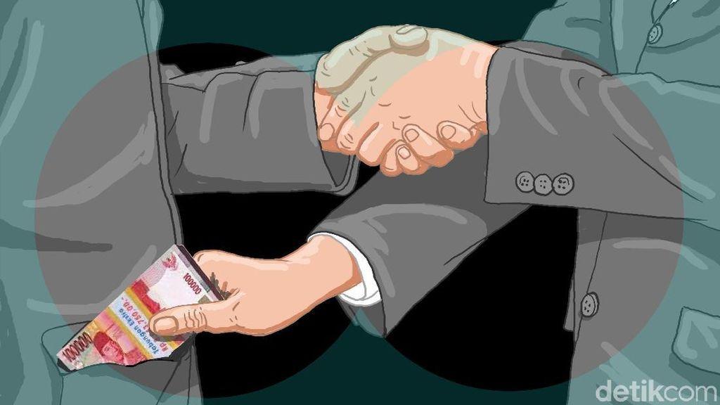 Bancakan Korupsi Tanah Negara Jerat Bupati Manggarai Barat Tersangka