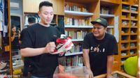 Keponakan Seoharto Koleksi Air Jordan Terbanyak di Indonesia, Capai Rp 1 M