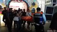 Seorang Pria Tewas Setelah Loncat dari Lantai 4 Galaxy Mall Surabaya