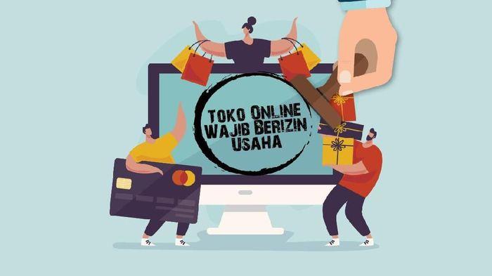 Jualan di Toko Online Wajib Izin Usaha