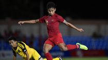 Top Skor SEA Games 2019: Osvaldo Haay Memimpin Bareng Striker Vietnam