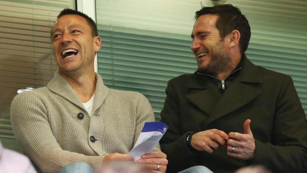 Chelsea Vs Villa: Lampard Sambut Reuni dengan Terry