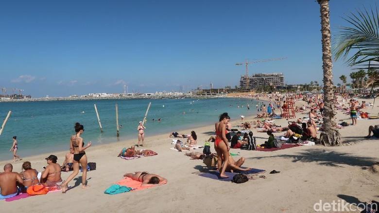 Pantai La Mer (Bonauli/detikcom)