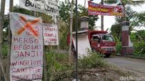 Petani Lereng Merapi Klaten Tolak Tambang, Pemkab: Itu Kawasan Lindung